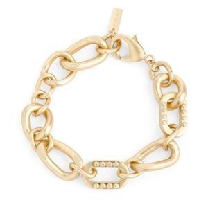 Jewelry - Jewelmint Cinema Americano Gold Chain Bracelet